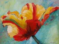 Colours of spring   acrylverf  70 x 90.jpg